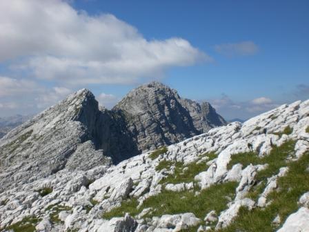 Foto: dobratsch11 / Wander Tour / Veliko Spicje / der Gipfel ist noch verdeckt  / 05.08.2007 20:08:09