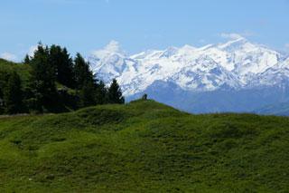 Foto: Tirol Werbung / Mountainbike Tour / Bike Trail Tirol Etappe Kössen - Kitzbühel / 14.08.2007 08:40:39
