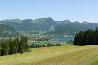 Foto: Tirol Werbung / Mountainbike Tour / Bike Trail Tirol Etappe Kufstein - Kössen / 14.08.2007 08:51:51
