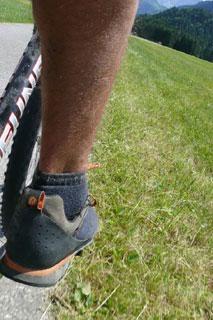 Foto: Tirol Werbung / Mountainbike Tour / Bike Trail Tirol Etappe Reutte - Ehrwald / 14.08.2007 09:20:01