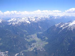 Foto: Tirol Werbung / Mountainbike Tour / Bike Trail Tirol Etappe Sellrain - Ötz / 14.08.2007 09:29:17