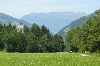 Foto: Tirol Werbung / Mountainbike Tour / Bike Trail Tirol Etappe Zell - Mayrhofen / 14.08.2007 09:33:54