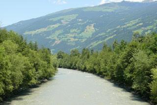 Foto: Tirol Werbung / Mountainbike Tour / Bike Trail Tirol Etappe Zell - Mayrhofen / 14.08.2007 09:36:01