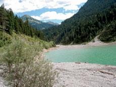 Foto: Tirol Werbung / Wander Tour / Adlerweg Etappe 56 - Am Rotlech entlang / Rotlech / 13.08.2007 15:02:47