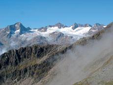 Foto: Tirol Werbung / Wander Tour / Adlerweg Etappe 64 - Hochmoore, Seen und Gletscher / 13.08.2007 15:19:15