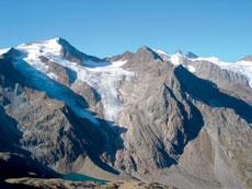 Foto: Tirol Werbung / Wander Tour / Adlerweg Etappe 66 - Zwei Hütten, ein Gipfel / 13.08.2007 15:21:03