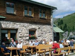 Foto: Tirol Werbung / Wander Tour / Adlerweg Etappe 72 - Gipfel (fast) ohne Ende / 13.08.2007 15:41:26