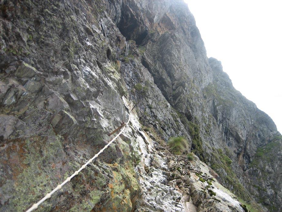 Foto: christian_alpin / Wander Tour / Zinkwand  von Salzburg  / Aufstieg zum Knappenkar / 15.08.2007 21:09:03
