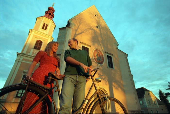 Foto: Günther / Rad Tour / Pöllauer Radweg R57 / 16.08.2007 12:10:52