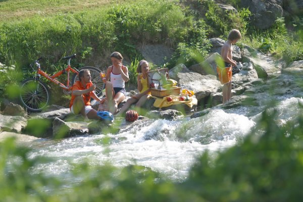 Foto: Günther / Rad Tour / Mit dem Rad an der Raab - Raabtalradweg R11 / 16.08.2007 14:40:04