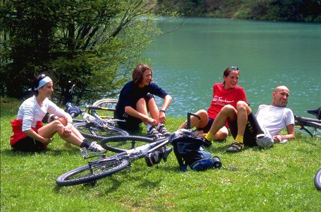 Foto: Günther / Rad Tour / Für Fans der Enns ...und jene, die es noch werden wollen - Ennsradweg R7 / 16.08.2007 15:00:15