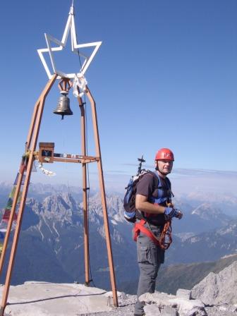Foto: dobratsch11 / Klettersteig Tour / Weg der 26er / 16.08.2007 21:29:08