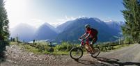 Foto: Tourismusbüro / Mountainbike Tour / Trattenbachtal / 17.08.2007 10:58:22