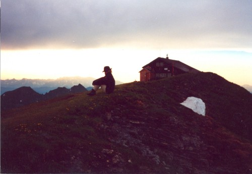Foto: Kloiber Gabi / Wander Tour / Gamskarkogel / Gamskarkogelhütte, 2.467 m / 21.08.2007 17:44:29