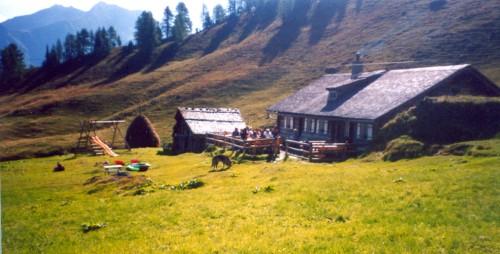 Foto: Kloiber Gabi / Wander Tour / Hirschgrubenalm - Aschlreitalm  / Aschlreitalm, 1.785 m / 23.08.2007 11:04:15