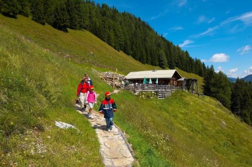 Foto: Kloiber Gabi / Wander Tour / Viehhausalm - Wetterkreuzsattel / Viehhausalm, 1.640 m / 23.08.2007 11:34:04