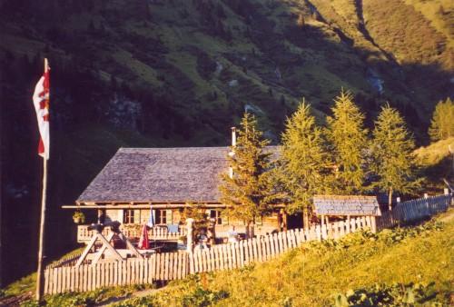 Foto: Kloiber Gabi / Wander Tour / Kreealmen - Kreehütte & Bichlhütte / Bichlhütte, 1.570 m / 23.08.2007 14:47:56