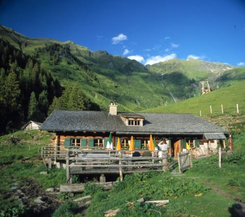 Foto: Kloiber Gabi / Wander Tour / Kreealmen - Kreehütte & Bichlhütte / Kreehütte, 1.483 m / 23.08.2007 14:47:42