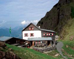 Foto: Tirol Werbung / Wander Tour / Adlerweg Etappe 83 - Vom Wildsee zum Moorsee / Wildseeloderhaus / 27.08.2007 08:51:01