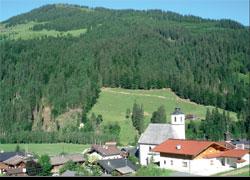 Foto: Tirol Werbung / Wander Tour / Adlerweg Etappe 84 - Den Nabel der Skiwelt erwandern / 27.08.2007 09:01:18
