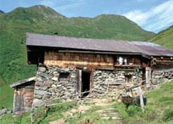 Foto: Tirol Werbung / Wandertour / Adlerweg Etappe 86 - Besuch beim Almliteraten / 27.08.2007 08:52:40
