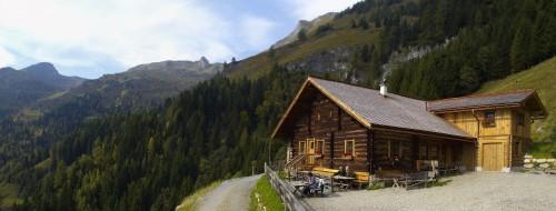 Foto: Kloiber Gabi / Wander Tour / Höllwand / Mooslehenalm 1.449 m / 24.08.2007 14:19:48