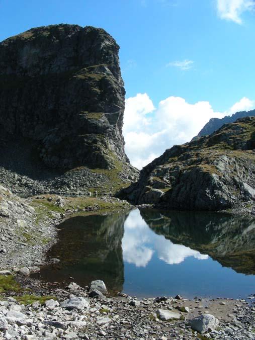 Foto: EvaNussmueller / Wander Tour / Planai - Preintalerhütte - Klafferkessel - Riesachfälle / Greifenstein / 27.08.2007 22:58:50