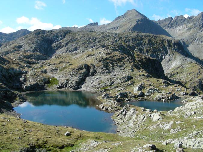 Foto: EvaNussmueller / Wander Tour / Planai - Preintalerhütte - Klafferkessel - Riesachfälle / Oberer Klafferkessel / 27.08.2007 22:59:17