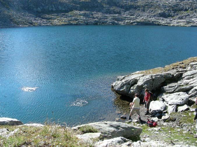 Foto: EvaNussmueller / Wander Tour / Planai - Preintalerhütte - Klafferkessel - Riesachfälle / Oberer Klafferkessel II / 27.08.2007 22:59:40