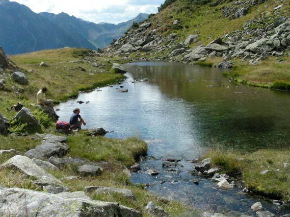 Foto: EvaNussmueller / Wander Tour / Planai - Preintalerhütte - Klafferkessel - Riesachfälle / Von der Planei zur Preintalerhütte II / 27.08.2007 22:57:15