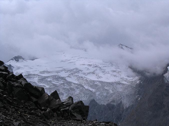 Foto: Andreas Koller / Wander Tour / Spritztour über Obergurgl auf den Festkogel (3038 m) / Der Wasserfallferner / 30.08.2007 00:10:42