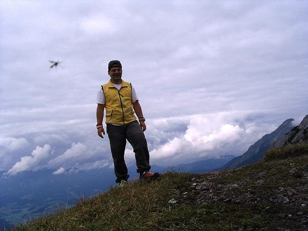 Foto: Andreas Koller / Klettersteig Tour / Wildfrauensteig von der Ardningalm (1992 m) / Am Kitzstein / 03.09.2007 20:01:37