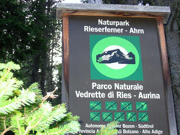 Foto: Andreas Koller / Wander Tour / Großer Moosstock (3061 m) / Die Tour verläuft im Naturpark Rieserferner / 10.09.2007 03:12:34