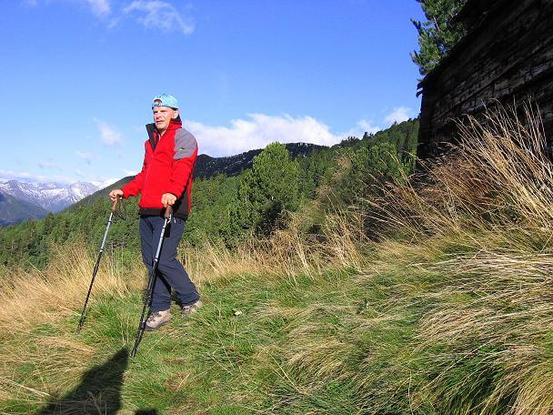 Foto: Andreas Koller / Wander Tour / Großer Moosstock (3061 m) / Schlafhäuser-Alm / 10.09.2007 03:11:58