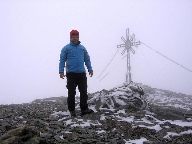 Foto: Andreas Koller / Wander Tour / Großer Moosstock (3061 m) / Am Moosstock / 10.09.2007 03:06:38